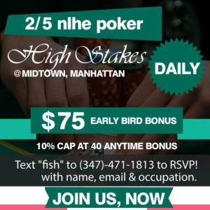 NYC Poker