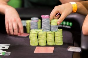 Low Stakes Poker