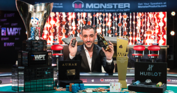 Farid Yachou wins inaugural Monster WPT Tournament of Champions
