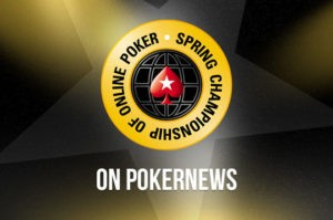 2017 PokerStars SCOOP Day 1: Cards in the Air
