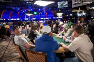 Fighting Fire With Fire in WSOP Tournaments (and High-Ante Cash Games)