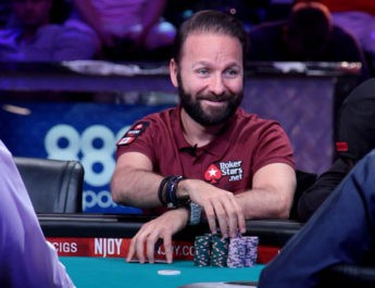 Poker Hall Of Famer Daniel Negreanu Heads-Up For Seventh WSOP Bracelet