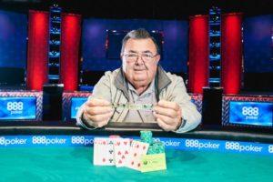 ERNEST BOHN TRIUMPHS IN $1,500 SEVEN-CARD STUD HI-LO EVENT #40