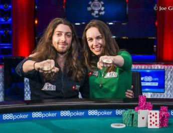 Liv Boeree and Igor Kurganov