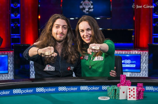 Liv Boeree and Igor Kurganov