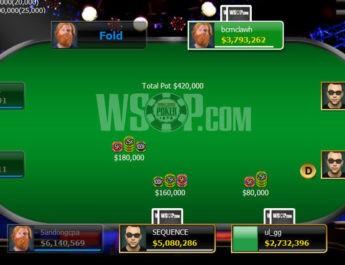 "Joseph ""ul_gg"" Mitchell Wins 2017 World Series of Poker $333 Online 'Little Grind' No-Limit Hold'em Event"