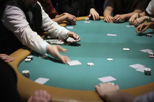 Off The Wall: Oregon Poker Room