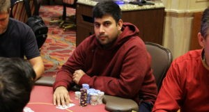 Ankush Mandavia Leads After Day 3 In 2017 Card Player Poker Tour Venetian $5K Main Event