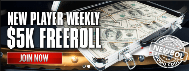Top Five Reasons To Join BetOnline Poker