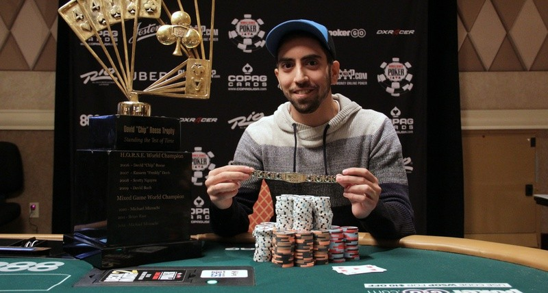 Elior Sion Wins 2017 World Series Of Poker Players Championship