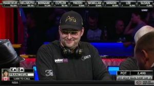 Phil Hellmuth Catches Last 888Ride of 2017 World Series