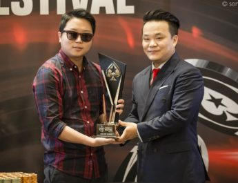 PokerStars Festival Korea: Taehoon Han takes the title!