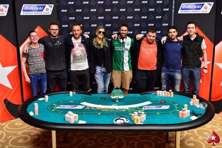 PokerStars Festival Bucharest: Record-breaking Romanian event now down to four after frantic final table start