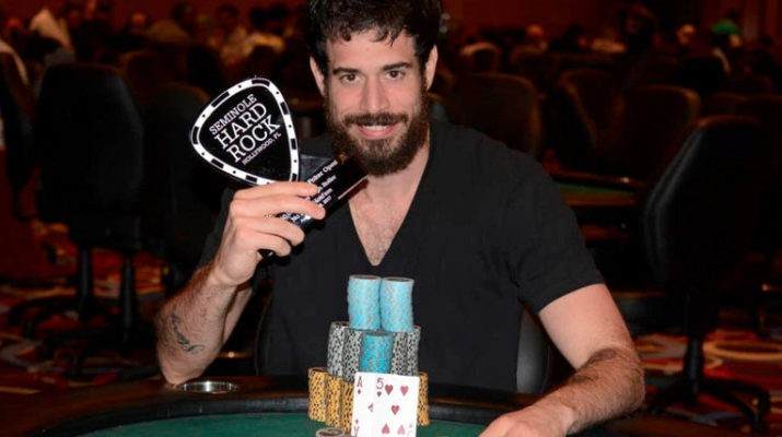 Nick Schulman Wins 2017 Seminole Hard Rock Poker Open $50,000 Super High Roller