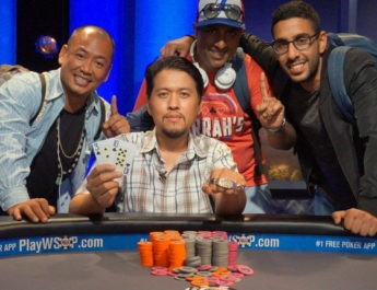 Sean Yu Wins World Series of Poker Global Casino Championship