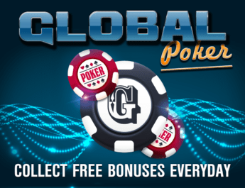 Global Poker Adds Additional SC$30,000 In Prizes, Bonus Tournaments, Freerolls and Giveaways