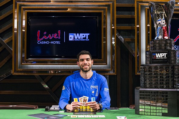 ART PAPAZYAN WINS WPT MARYLAND FOR $389,405 AND SECOND TITLE IN SEASON XVI