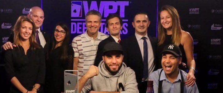 Smain Mamouni Wins WPT DeepStacks Marrakech Main Event