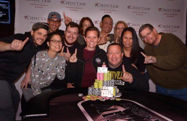 Choctaw Nyc Poker Tour