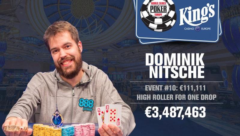 Poker europa 2017 the roulette formula kimo li pdf