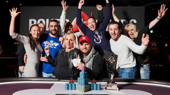 Ulrich Pauls Wins PokerStars Festival Hamburg Main Event