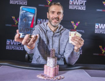 Laurent Polito Wins WPTDeepStacks Brussels For Sixth WPT Trophy