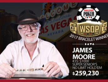 Masters of the Game: Senior Poker Players Who Made Us Give 'Em Props in 2017