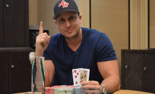 Mike Dentale Wins 2017 Card Player Poker Tour Venetian December Extravaganza Main Event