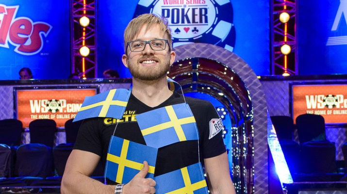 Former WSOP Main Event Champ Martin Jacobson Wins PokerStars Winter Series Super Tuesday SE