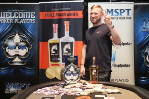 Greg Himmelbrand Captures Second MSPT Title for $125,958, Third Tour Event for Pro Player