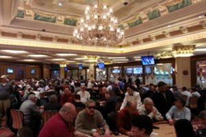 Las Vegas Poker Revenue Up, with February Cash Games Raking $8.1 Million