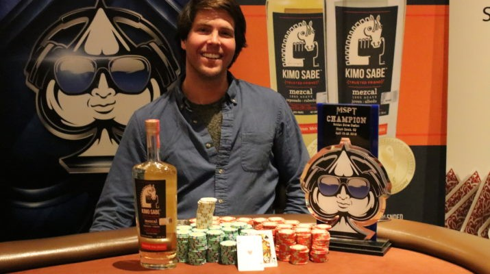 Max Young Crushes MSPT Golden Gates Final Table in Record Time to Win $98K