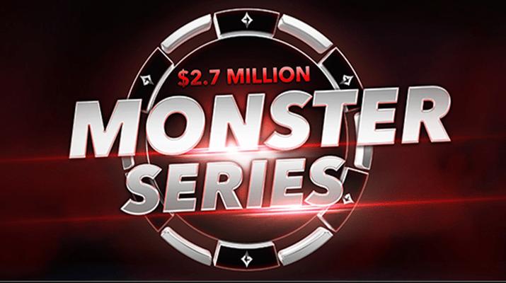 Monster Series begins this weekend at partypoker