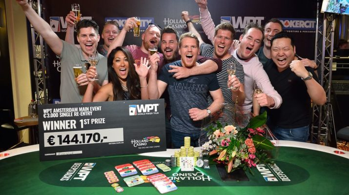 Rens Feenstra Makes it to the Throne at the WPT Amsterdam €3,300 Main Event