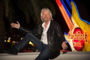 Richard Branson, Partners Buy Las Vegas Hard Rock Hotel and Casino