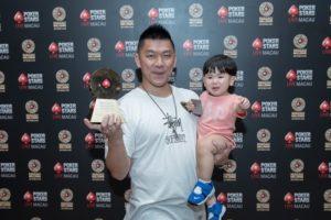 Taiwan's Chen An Lin is the 2018 Macau Millions Main Event Champion