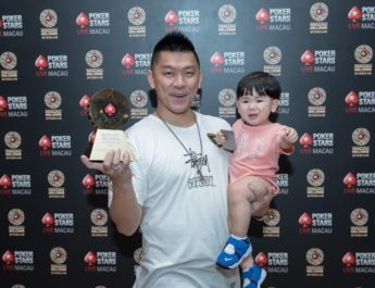 Taiwan's Chen An Lin is the 2018 Macau Millions Main Event Champion