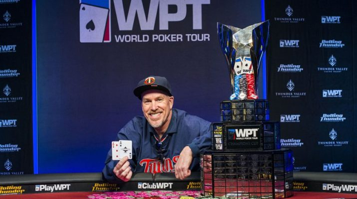 David Larson's Freeroll Continues At Wpt Tournament Of Champions