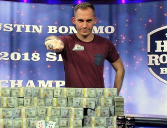 Justin Bonomo Wins 2018 Super High Roller Bowl