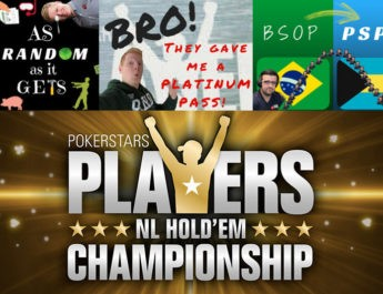 Platinum Pass Adventure: PokerStars' finest are sending you to the PSPC