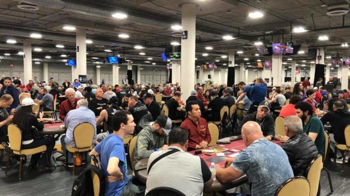 Grinders Find 'Value' Outside WSOP at $3.5 Million Guaranteed MSPT Venetian