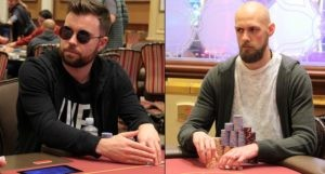 2018 Card Player Poker Tour Venetian DeepStack Championship Poker Series Main Event: Ben Jones and Stephen Chidwick Lead Final 15