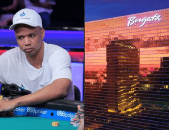 Phil Ivey's Return To Tournament Poker Means He Can Pay $10M Legal Judgement