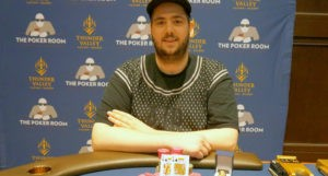Brett Murray Wins 2018 WSOP Circuit Thunder Valley Main Event
