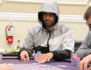 Said El Harrak Leads Final 16 In Card Player Poker Tour Big Poker Oktober Main Event