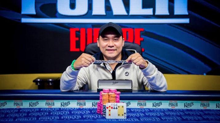 Hanh Tran Wins 2018 World Series of Poker Europe €550 Pot-Limit Omaha
