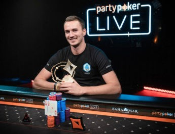 Steffen Sontheimer Wins 2018 Caribbean Poker Party $250,000 Super High Roller Championships