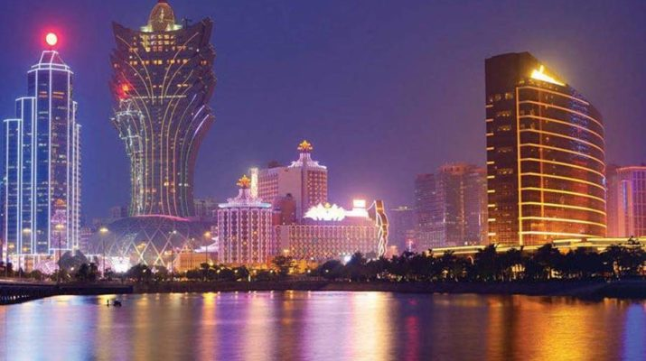 Macau Casinos Take In Record $3.38 Billion In October 2018