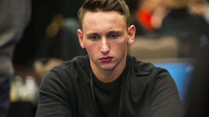 Garrett Dansereau Leads Wpt Fallsview Poker Classic Going To Day 3