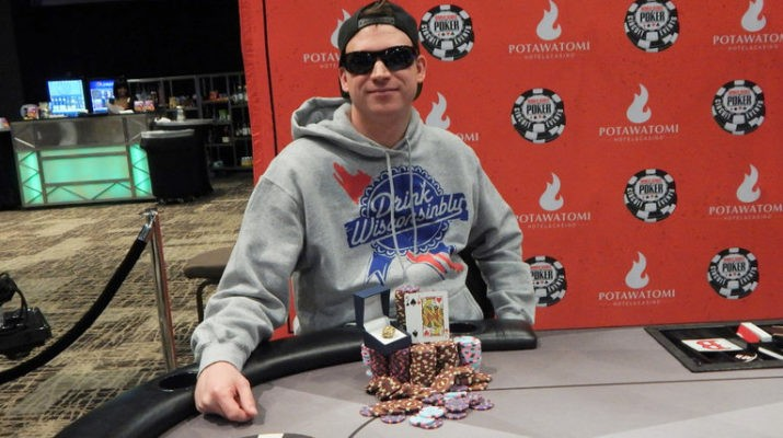 Michael Hudson Wins 2019 WSOP Circuit Potawatomi Main Event